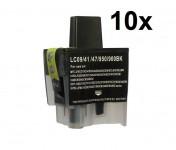10 x komp. Patronen für Brother LC-900 (Black)Preis 8,99€ inkl. MwSt.