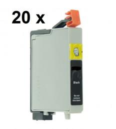 10 Druckerpatronen für Epson Stylus/ Schwarz T0611-T0614 Preis 14,99 €
