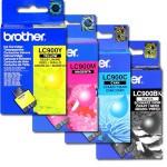 Original Brother Druckerpatrone  LC-900 (Black) 500 Seiten bei 5 % Deckung