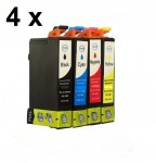 4  Druckerpatronen für Epson Stylus T1631-T1634 Preis 15,99€