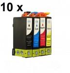 10  Druckerpatronen für Epson Stylus T1631-T1634 Preis 31,00€