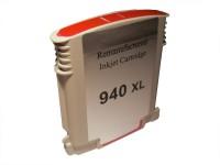 1 Druckerpatronen ersetzt HP940 XL mit Chip/ Magenta/Rot