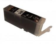 1 Druckerpatronen für Canon PGI-550/Schwarz XL mit Chip