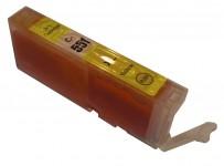 1 Druckerpatronen für Canon /CLI-551 XL yellow mit Chip