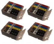 20 Druckerpatronen für Canon PGI-550/CLI-551 mit Chip